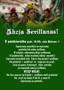 akcja sevillanas